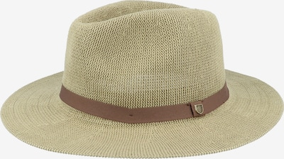 Brixton Hat 'MESSER' in Brown / Light brown, Item view