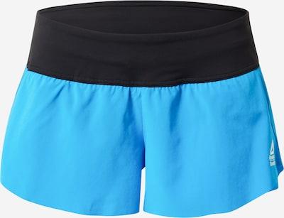 REEBOK Sportbroek in de kleur Blauw / Zwart, Productweergave