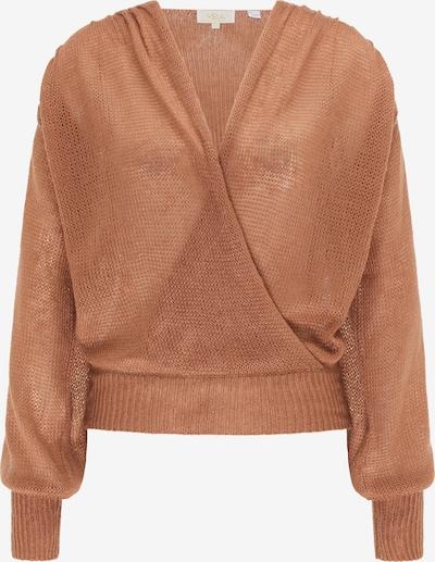 usha FESTIVAL Pullover in karamell, Produktansicht