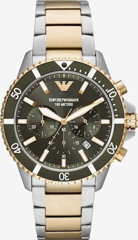 Emporio Armani Uhr in Silber