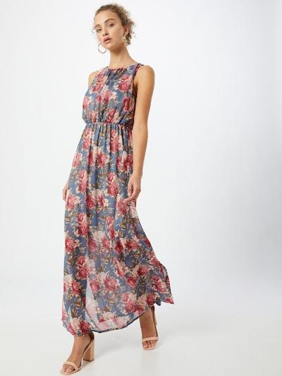 Mela London Šaty - modrá / zmiešané farby, Model/-ka