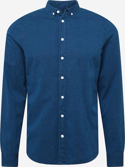 BLEND Skjorta i blå denim, Produktvy