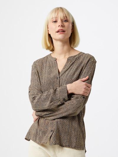 Palaidinė iš TOM TAILOR , spalva - tamsiai ruda, Modelio vaizdas