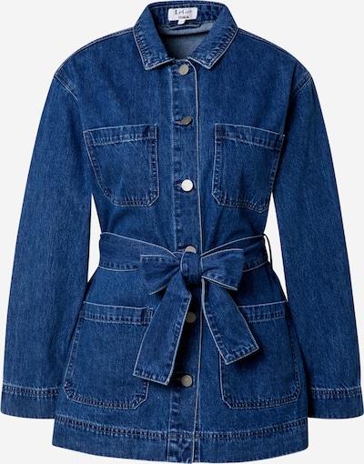 LeGer by Lena Gercke Between-season jacket 'Cassandra' in Blue / Blue denim, Item view