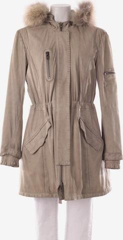 Schyia Jacket & Coat in S in Grey