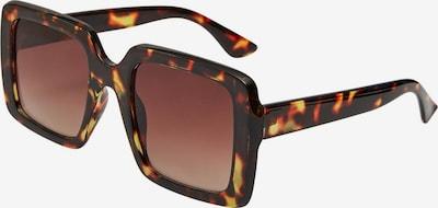 VERO MODA Sluneční brýle - čokoládová / světle hnědá, Produkt