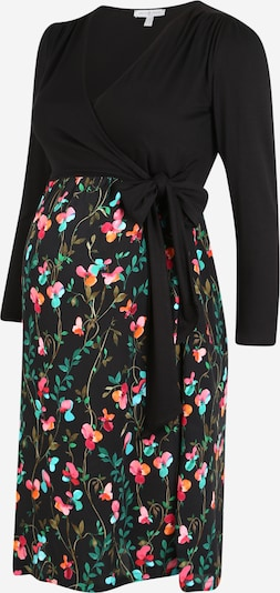Envie de Fraise Kleid 'Caire' in grün / rot / schwarz, Produktansicht