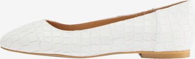 DreiMaster Vintage DreiMaster Vintage Ballerinas in weiß, Produktansicht