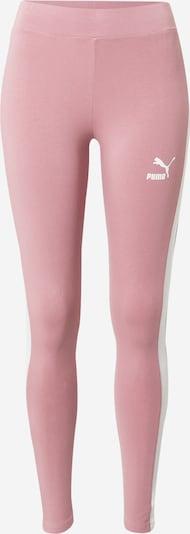 PUMA Leggings in pastellpink / weiß, Produktansicht