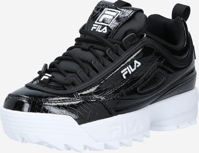 FILA Zapatillas deportivas en negro, Vista del producto