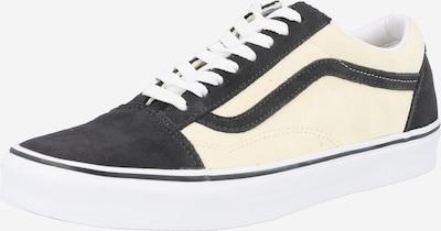 antracit / fehér VANS Rövid szárú edzőcipők 'Old Skool', Termék nézet
