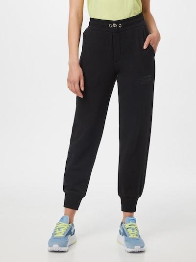 THE KOOPLES SPORT Kalhoty - černá, Model/ka