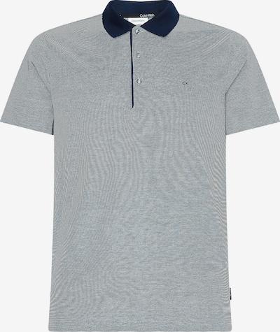 Calvin Klein Shirt in de kleur Lichtblauw / Donkerblauw, Productweergave