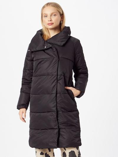Palton de iarnă 'New June' ONLY pe negru, Vizualizare model