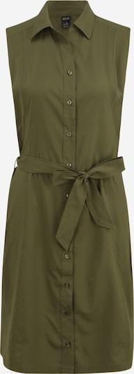 JACK WOLFSKIN Kleid 'Sonora' in dunkelgrün, Produktansicht