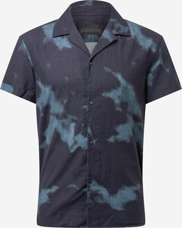 DRYKORN Hemd 'BIJAN' in Blau