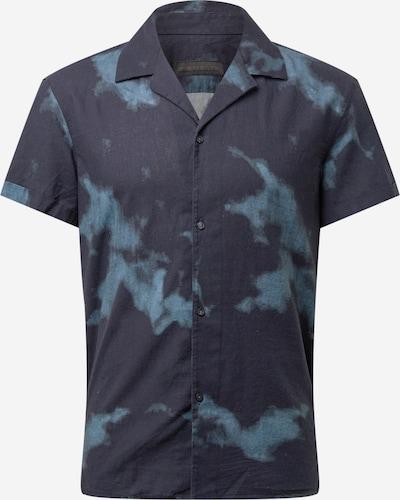 DRYKORN Hemd 'BIJAN' in blau / dunkelblau, Produktansicht