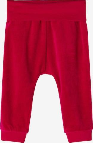 Pantalon 'Rasan' NAME IT en rouge