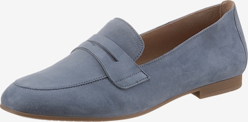 GABOR Slipper in Blau
