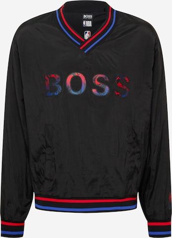 Sweat-shirt BOSS Casual en noir