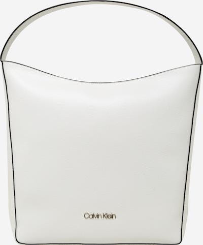 Calvin Klein Taška přes rameno - bílá, Produkt