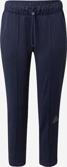 ADIDAS PERFORMANCE Pantalón deportivo en gris / negro, Vista del producto