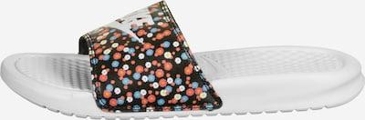 NIKE Badeschuhe ' Benassi ' in mischfarben, Produktansicht
