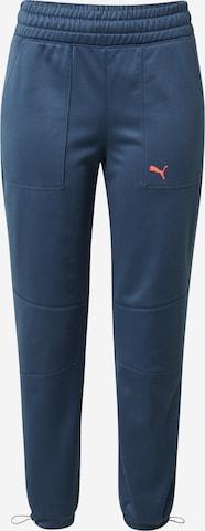 PUMA Sportsbukser i blå