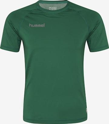 Hummel Funktionsshirt in Grün