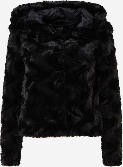 VERO MODA Jacke 'Curl' in schwarz, Produktansicht