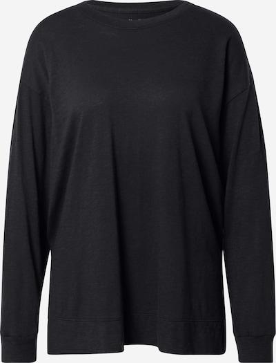 Abercrombie & Fitch Shirt in schwarzmeliert, Produktansicht