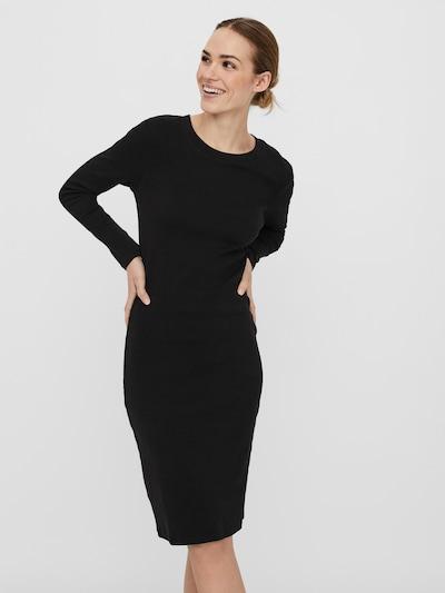 Rochie 'Natasha' VERO MODA pe negru, Vizualizare model