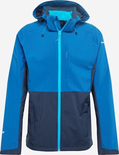 ICEPEAK Chaqueta de montaña 'BASSUM' en navy / azul oscuro, Vista del producto