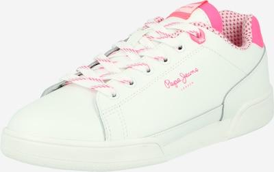 Sneaker low 'LAMBERT LEMON' Pepe Jeans pe roz / alb, Vizualizare produs