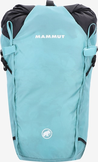 MAMMUT Rucksack 'Trion' in aqua / schwarz / weiß, Produktansicht