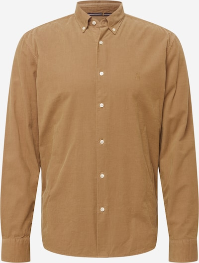 Marc O'Polo Hemd in hellbraun, Produktansicht