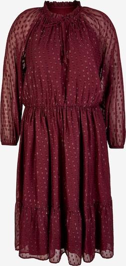 Suknelė iš Rock Your Curves by Angelina K. , spalva - vyno raudona spalva, Prekių apžvalga