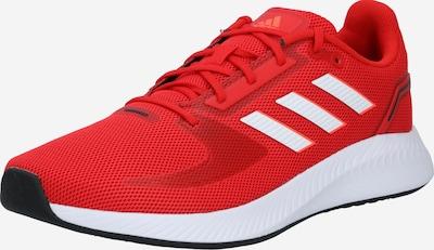 ADIDAS PERFORMANCE Laufschuh 'Runfalcon 2.0' in rot / schwarz / weiß, Produktansicht