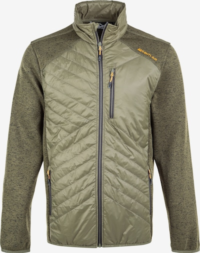 Whistler Outdoorjacke JAYDEN FLEECE HYBRID in grün, Produktansicht