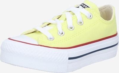 CONVERSE Sneaker 'EVA LIFT' in zitrone, Produktansicht