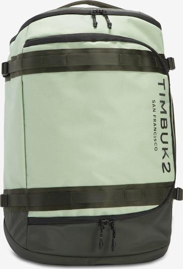 TIMBUK2 Rucksack in grün / mint / schwarz, Produktansicht
