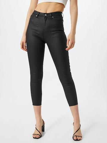 Miss Selfridge Jeans 'LIZZIE' in Zwart
