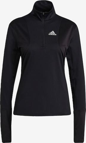 ADIDAS PERFORMANCE Funksjonsskjorte 'Own The Run' i svart