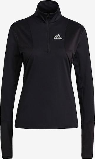 ADIDAS PERFORMANCE Sportshirt 'Own The Run' in schwarz / weiß, Produktansicht