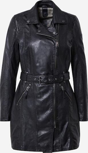 Gipsy Tussenmantel in de kleur Zwart, Productweergave