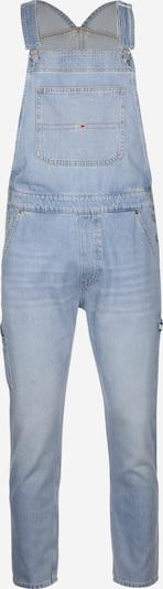 Tommy Jeans Tuinbroek jeans 'Dungaree' in de kleur Blauw denim, Productweergave