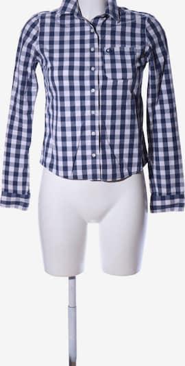 Gilly Hicks Langarmhemd in XS in blau / weiß, Produktansicht