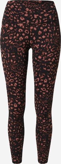 Varley Sportske hlače 'Luna' u bež / smeđa / crna, Pregled proizvoda