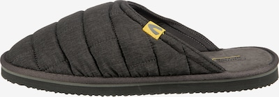 CAMEL ACTIVE Pantoffeln in dunkelgrau, Produktansicht