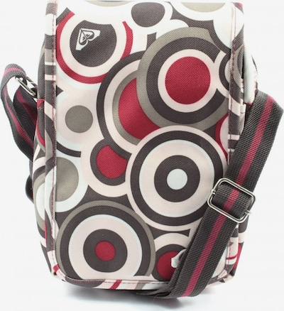 ROXY Umhängetasche in One Size in hellgrau / rot / weiß, Produktansicht